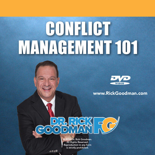 Conflict Management 101 on-demand