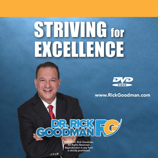 Striving for Excellence DVD