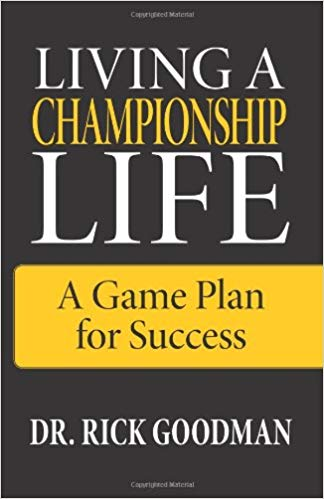 5 areas of life to set goals, the Game Plan Book
