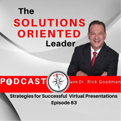 Successful Virtual Presentations Strategies Podcast
