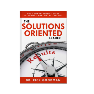 the Solutions Orientated Leader book