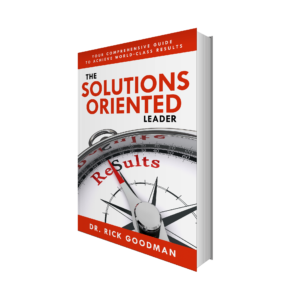 Solutions Oriented Leader Book