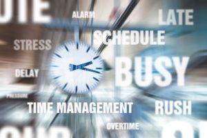 Busy Schedule Image – Rick Goodman