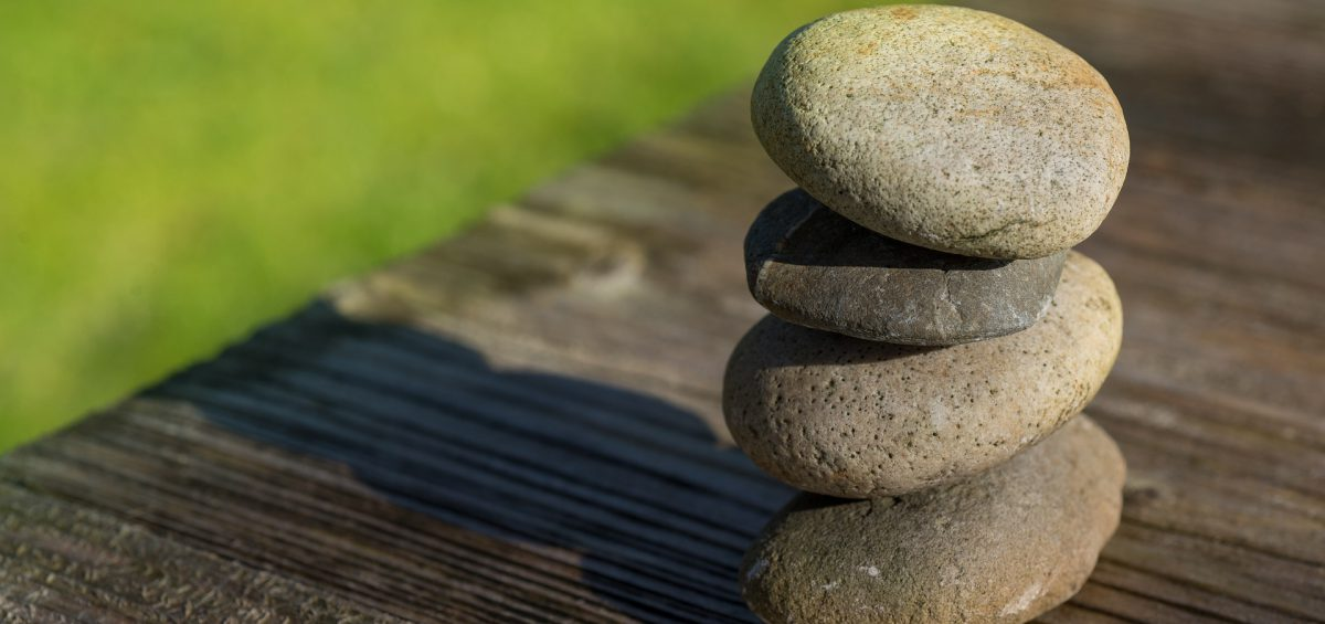 Wellness - Balanced Stones – Rick Goodman