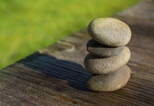 Wellness - Balanced Stones – Rick Goodman