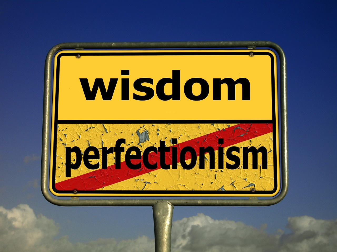 Has Your Perfectionism Gone Too Far?